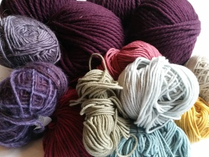 Yarn, yarn and ... well, more yarn.