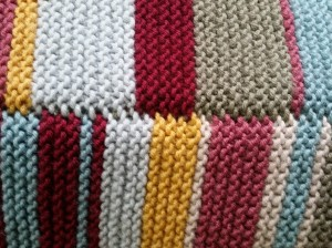 Seams (get it?) to me that mattress stitch is pretty useful for neat finishes!