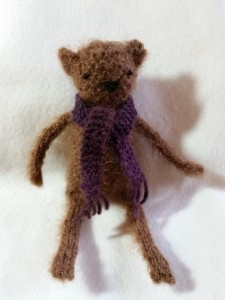 Meet Cinnamon Bear!