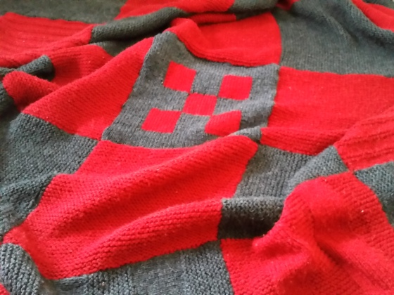 The blanket that almost won Wales the Six Nations.