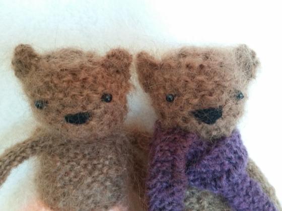 The Cinnamon Bears.