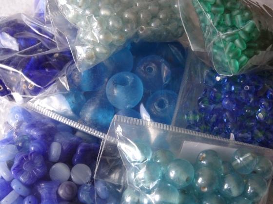 Beads, lovely, lovely beads.